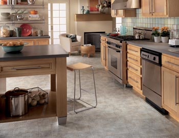 warm kitchen flooring options vinyl flooring in lansing mi resilient and versatile floors 7004